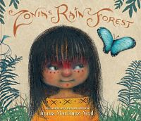 Cover of Zonia's Rain Forest by Martinez-Neal