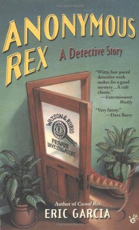 Anonymous Rex cover