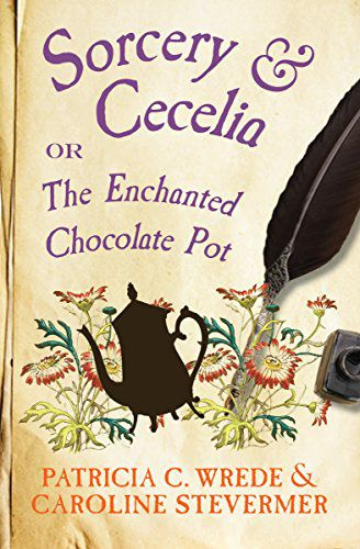 sorcery and cecelia cover