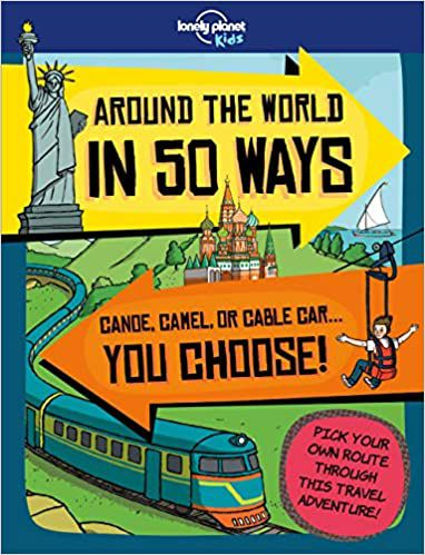 Around the World in 50 Ways cover