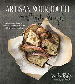 Artisan Sourdough Made Simple book cover