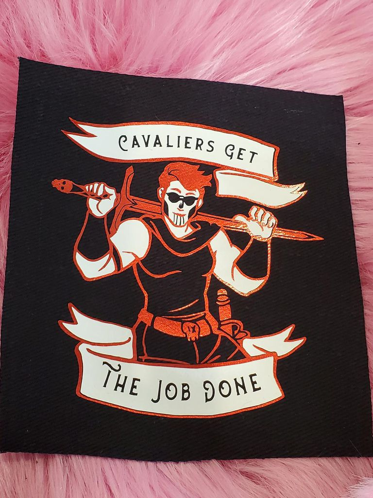 Cavaliers get the job done Gideon the Ninth patch