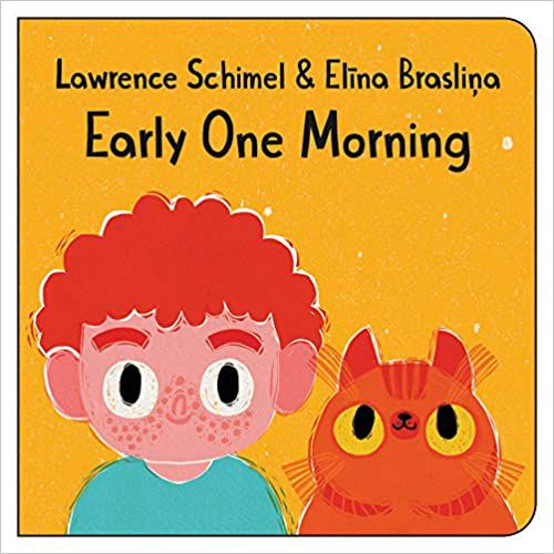 Early One Morning by Lawrence Schimel cover