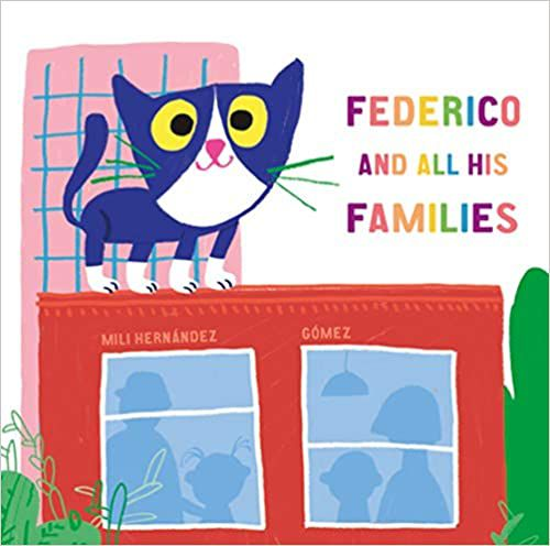 Federico and All His Families cover