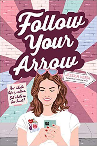 Follow Your Arrow cover