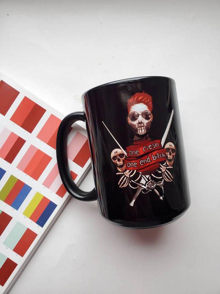 Gideon the Ninth mug