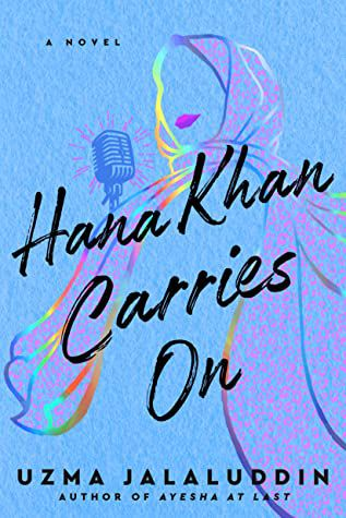 Hana Khan Carries On book cover