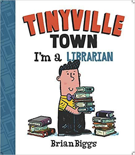 I'm a Librarian by Brian Briggs cover