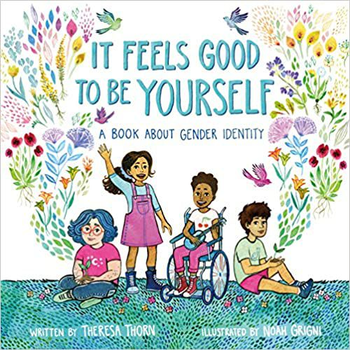 It Feels Good To Be Yourself cover