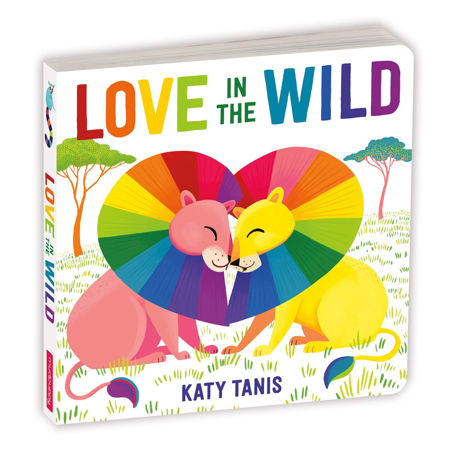 Love in the Wild by Katy Tanis cover