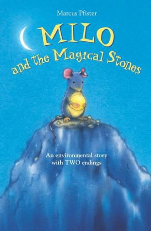 Milo and the Magical Stones cover
