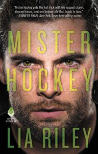 Mister Hockey by Lia Riley cover