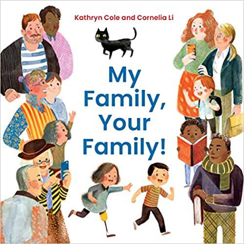 My Family Your Family cover