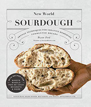 New World Sourdough book cover