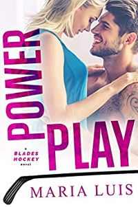 POWER PLAY by Maria Luis cover