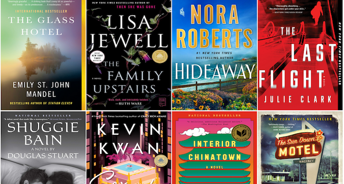 The Most Popular In-Demand Books In U.S. Libraries: October–December 2020