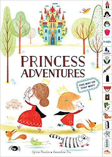 Princess Adventures cover