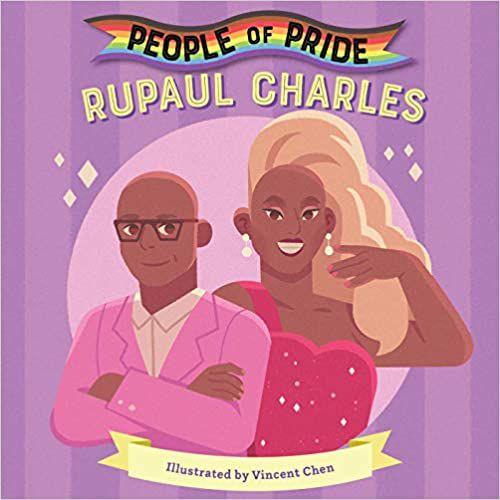 Rupaul Charles People of Pride cover