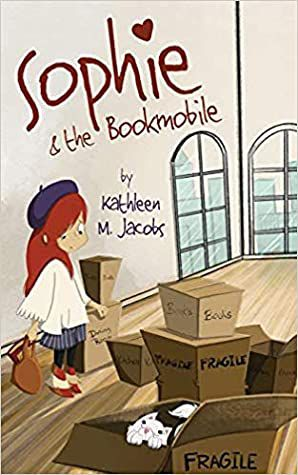 sophie and the bookmobile book cover