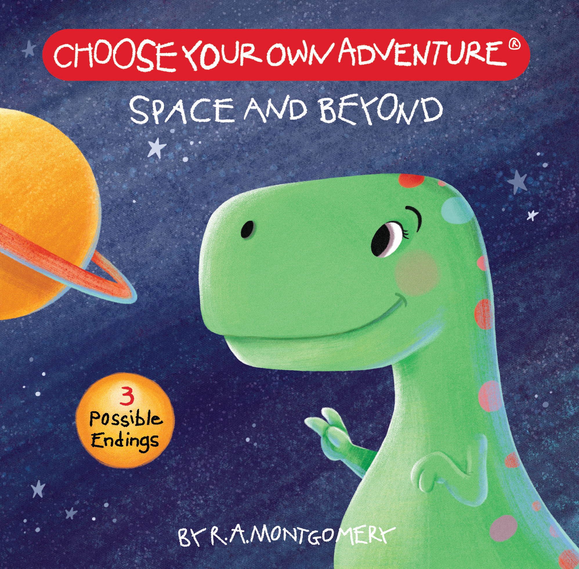 Your First Adventure: Space and Beyond cover