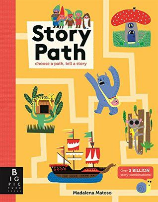 Story Path cover