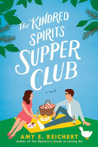 The Kindred Spirits Supper Club book cover
