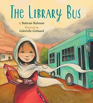 the library bus book cover