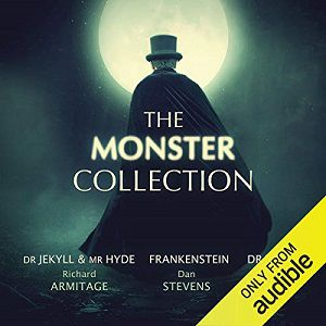 Audible cover of The Monster Collection