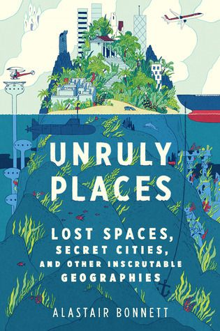 Unruly Places book cover