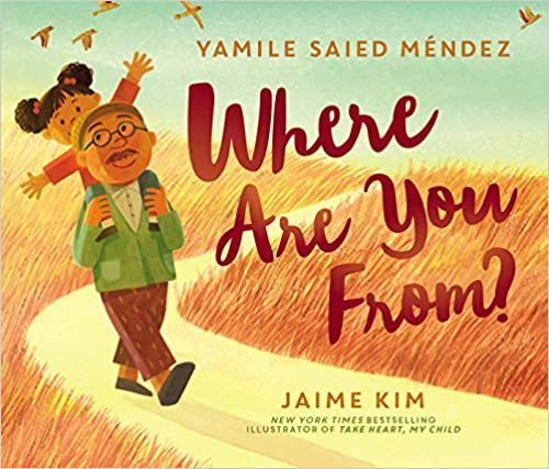 Where Are You From? cover