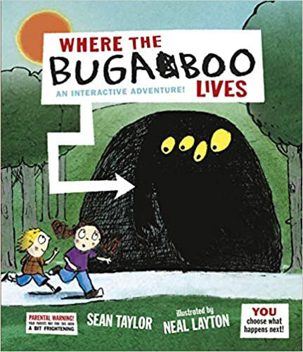 Where the Bugaboo Lives cover
