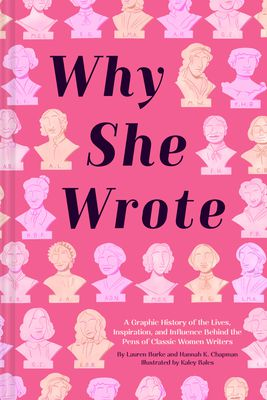 Why She Wrote book cover