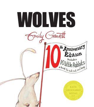 Wolves by Emily Gravett cover