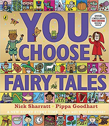 You Choose Fairy Tales cover