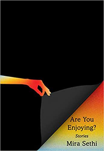 Are You Enjoying? by Mira Sethi cover