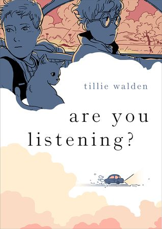 Are You Listening? Cover