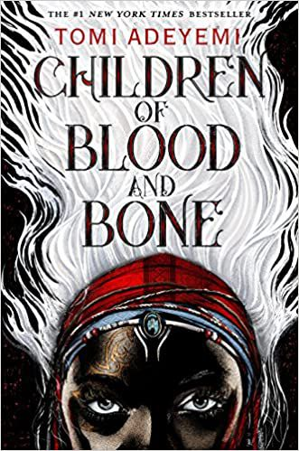 Children of Blood and Bone cover. No cats.