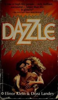 Dazzle cover, featuring Chad Deal