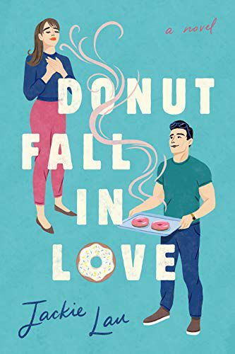 Donut Fall in Love by Jackie Lau book cover