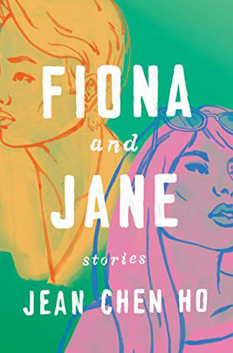 Fiona and Jane by Jean Chen Ho cover