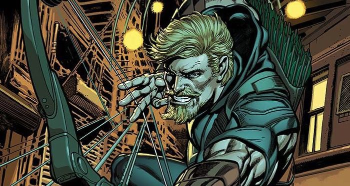 green arrow comic