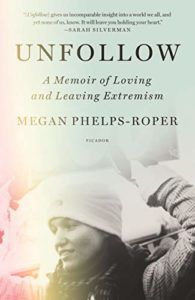 cover image of Unfollow by Megan Phelps-Roper