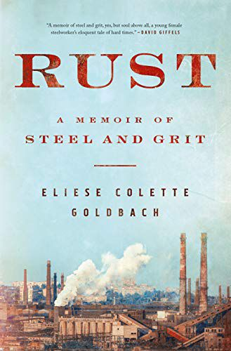 cover image of Rust by Eliese Colette Goldbach