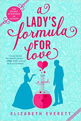 cover image of A Lady's Formula for Love by Elizabeth Everett
