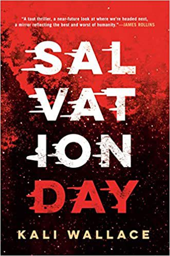 cover image of Salvation Day by Kali Wallace