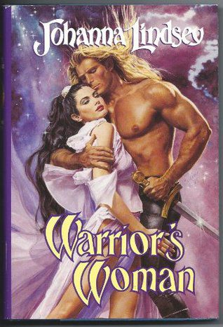 Warrior's Woman cover, featuring Fabio