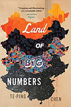 Land of Big Numbers by Te-Ping Chen cover