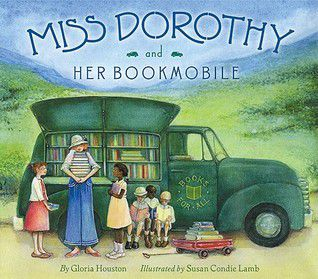 miss dorothy and her bookmobile book cover