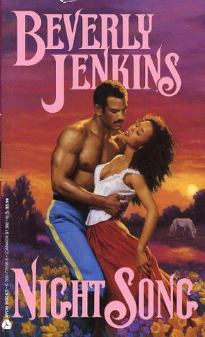 cover of Night Song by Beverly Jenkins