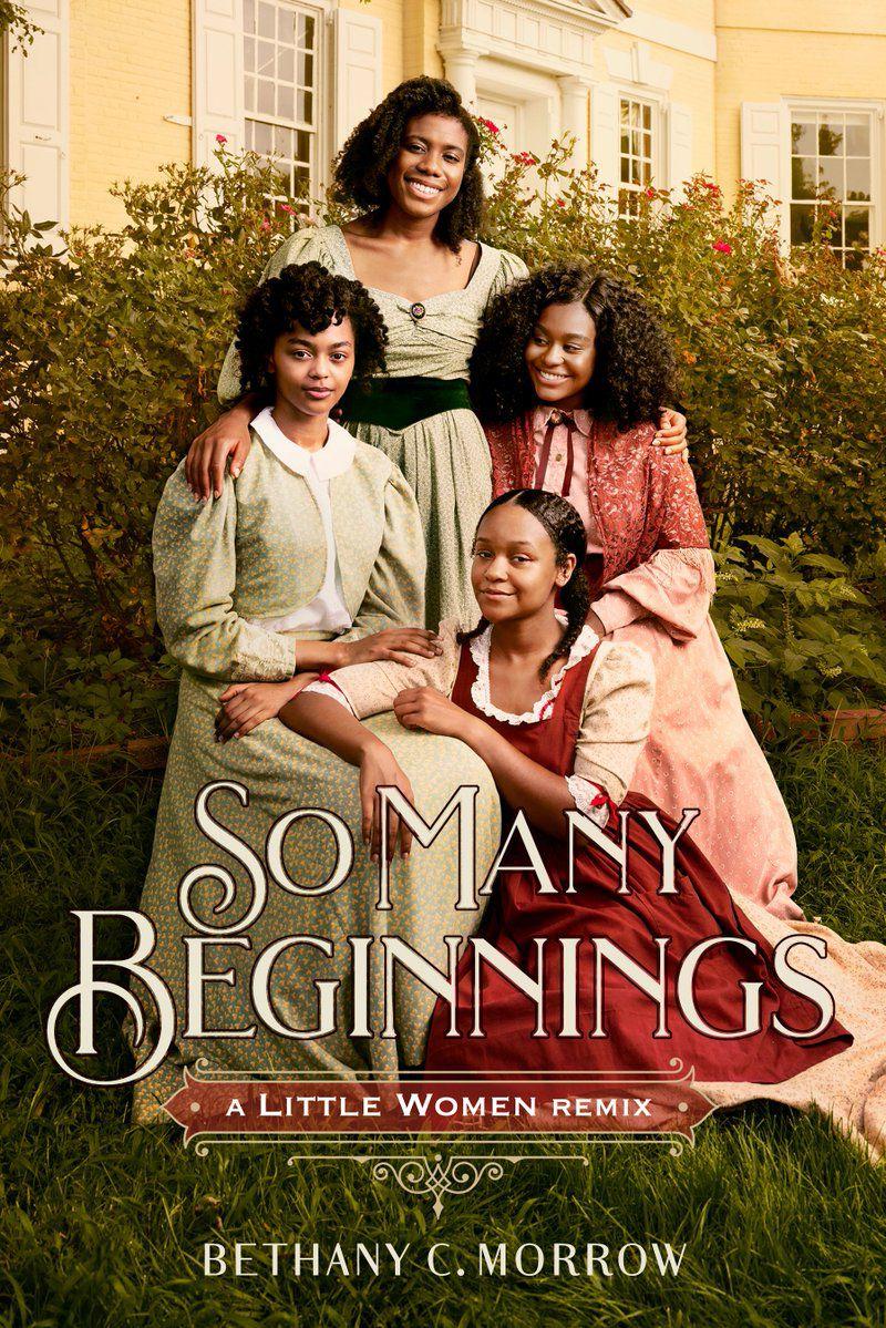 So Many Beginnings: A Little Women Remix book cover